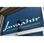 Logo for Jawaahir Dance Company
