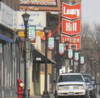 Lowry Hill Signs